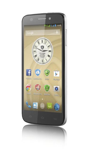 Prestigio MultiPhone PSP5508DUO - Poznaj Siłę Ośmiu Rdzeni