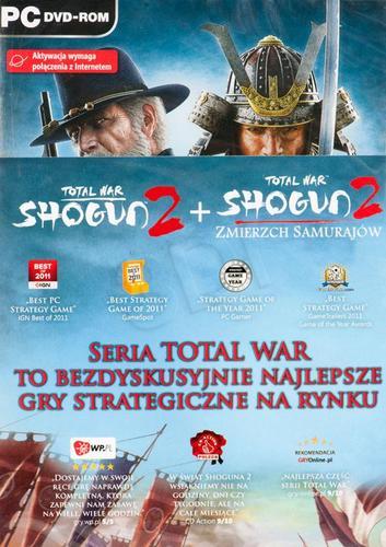 Total War: Shogun 2 + dodatek Zmierzch Samurajów