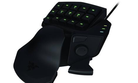Firma Razer wprowadza do sprzedaży nowy, rewelacyjny keypad - Razer Tartartus