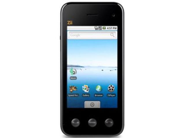 Zii Trinity – smartfon z dekoderem wideo Full HD i akceleratorem grafiki