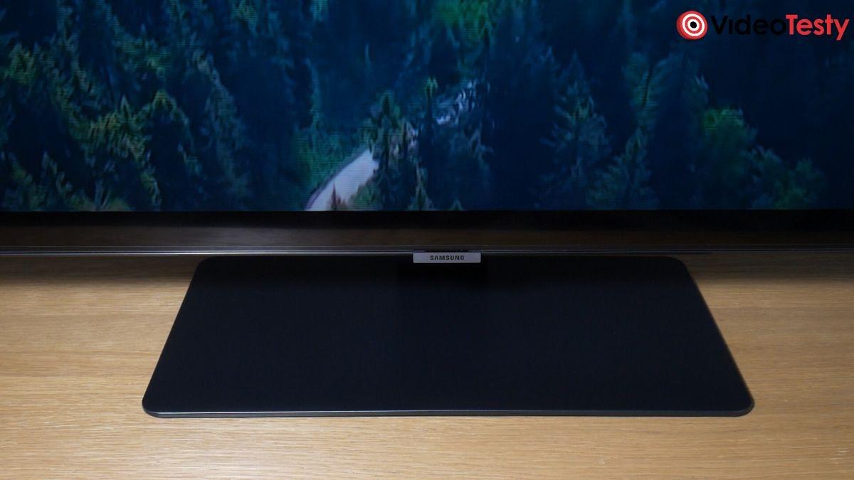 telewizor Samsung QE55Q80T podstawa
