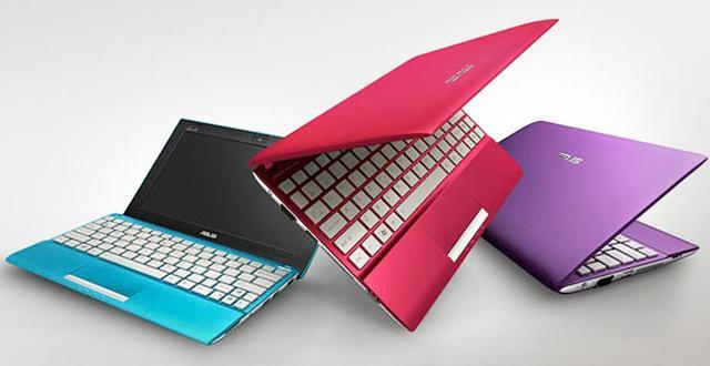 ASUS Eee PC Flare - linia bardzo wydajnych netbooków