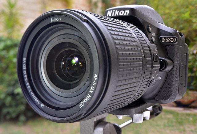 lustrzanka Nikon D5300