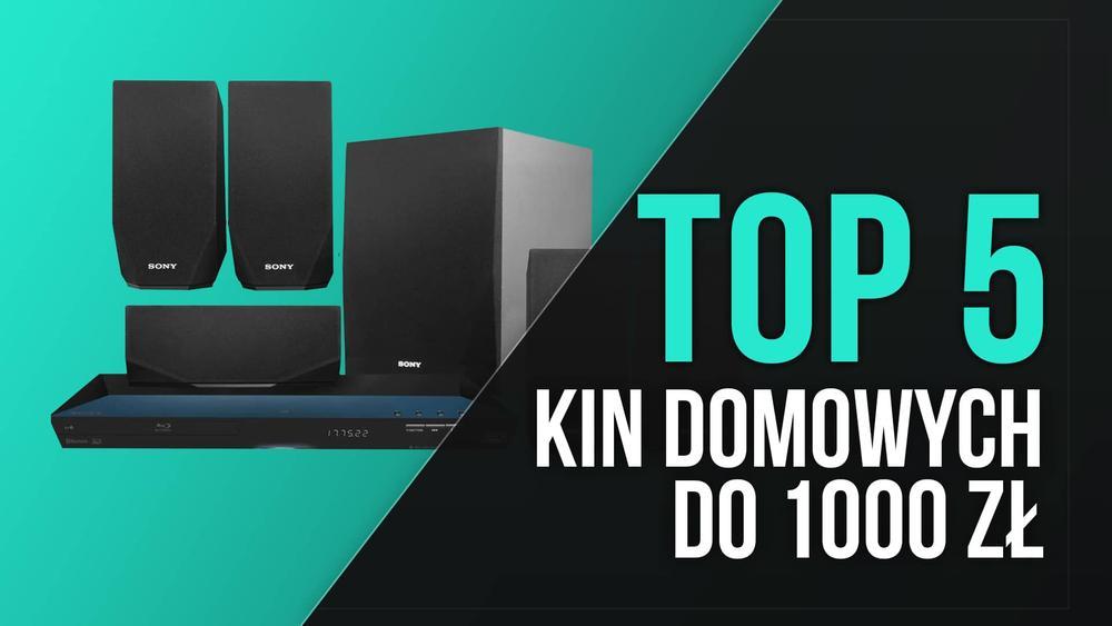 TOP 5 Kin Domowych do 1000 zł - Najlepsze Budżetowe Propozycje!