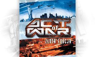 Act of War Złota Edycja