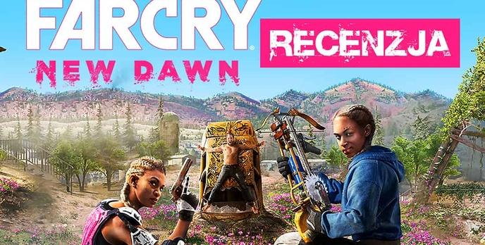 Recenzja Far Cry: New Dawn – Skok na kasę?