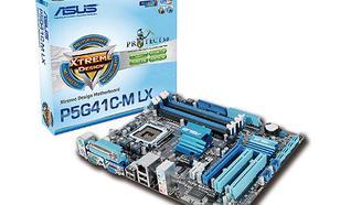 Asus P5G41C-M LX