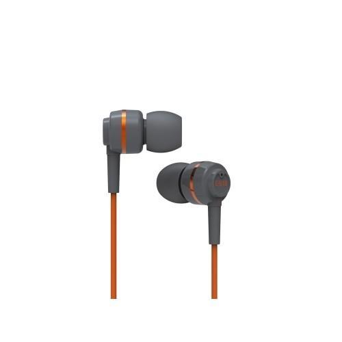 SoundMAGIC ES18 Gray-Orange Słuchawki dokanałowe