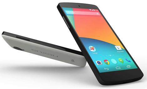 Nexus 5 już na naszym rynku!