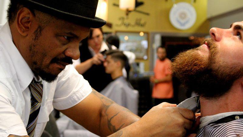Nie musisz być profesjonalnym Barberem by trymerem stylizować brodę