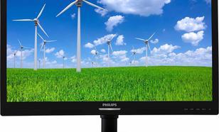23.8'' 241S6QYMB LED AH-IPS DVI DisplayPort Pivot i Czarny