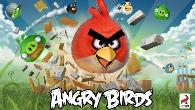 Angry Birds w nowej odsłonie