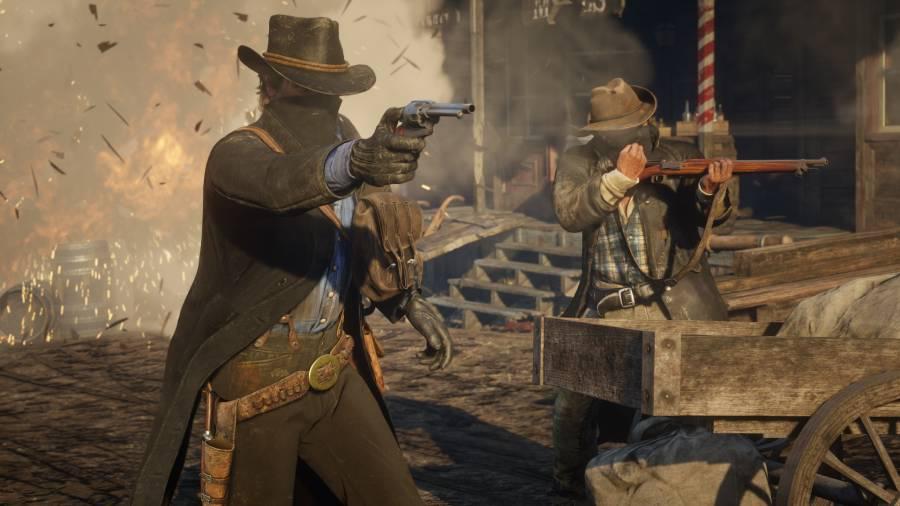 Gra Red Dead Redemption 2 - PS4/XONE