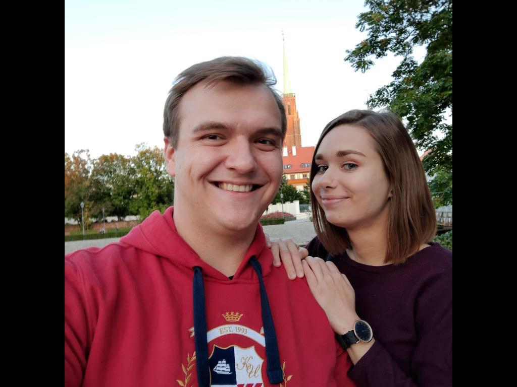 Motorola One Action - selfie bez upiększania