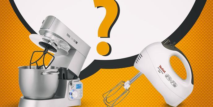 Jak wybrać mikser kuchenny?