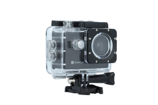 Tak prezentuje się kamera Active Cam 2.