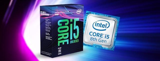 Intel Core i5 8. generacja