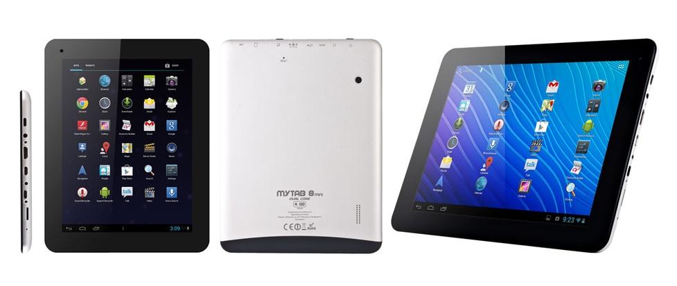 myTAB 8 MINI Dual Core - nowy niedrogi tablet już w Biedronkach