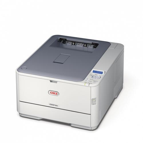 OKI Drukarka C531DN A4 PL DUPLEX/LCD/PCL/LAN