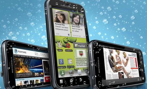 Motorola Defy + [TEST]