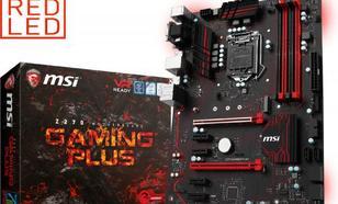 Płyta główna MSI Z270 GAMING PLUS, Z270, DDR4, USB 3.1, SATA3, ATX (7A75-001R)