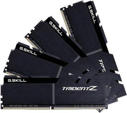 G.Skill Trident Z DDR4, 4x8GB, 3600MHz, CL16 (F4-3600C16Q-32GTZKK)