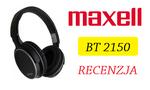 Maxell BT2150 - Bezprzewodowe Słuchawki Dla Każdego