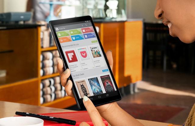 Nowy system Android 4.5 w Nexusie 8