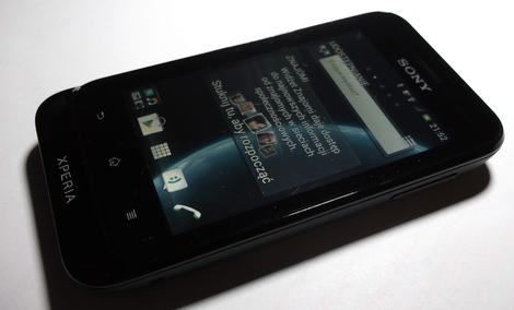 Recenzja Sony Xperia Tipo [TEST]