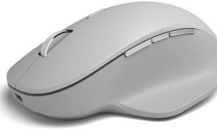 Microsoft Surface Precision Mouse Light Grey Commercial