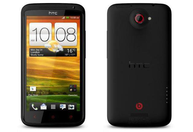 HTC One X+ [TEST]