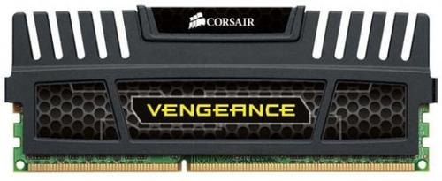 Corsair DDR3 VENGEANCE 4GB/1600 CL9-9-9-24