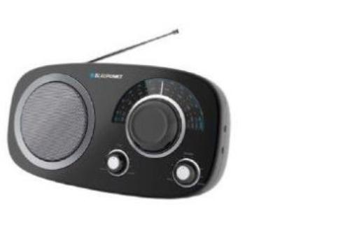 Blaupunkt BTA 8000 CZARNY RADIO ANALOGOWE