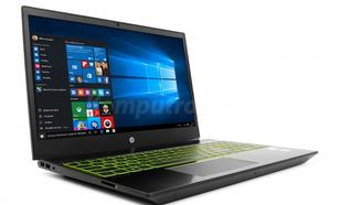 HP Pavilion Gaming 15-cx0008nw (4TY55EA) - 480GB SSD | 12GB