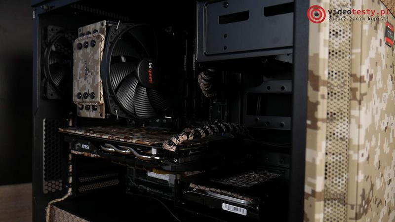 Komputronik Powered by MSI [Camo Squad Edition] środek2