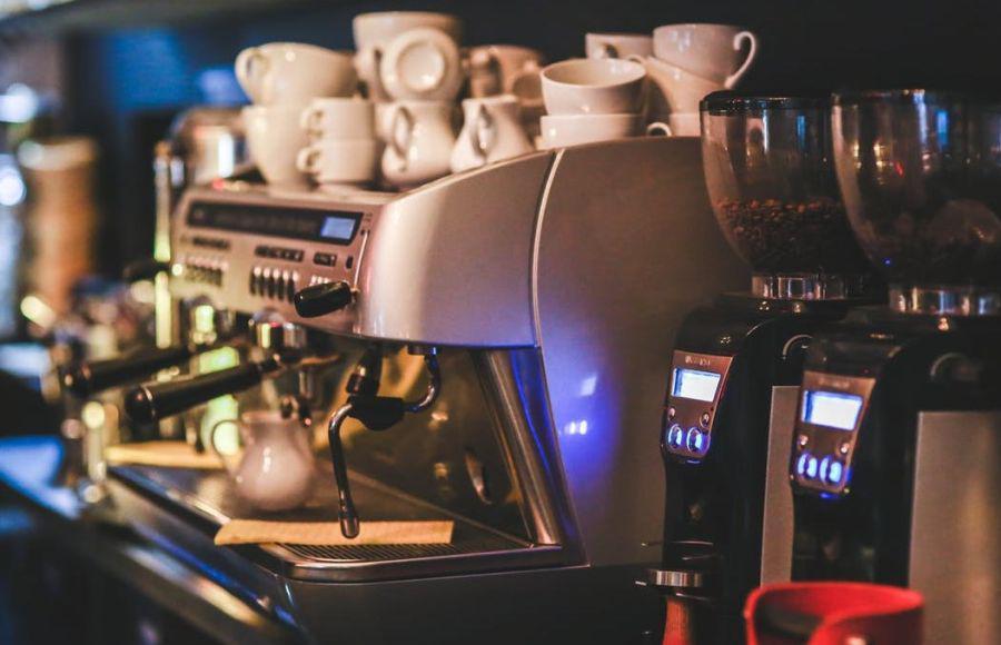 różne ekspresy do kawy