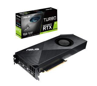 Asus GeForce RTX 2080 TI TURBO 11GB GDDR6 352bit HDMI/2DP/USB