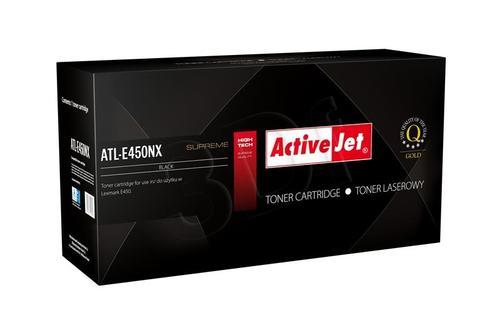 ActiveJet ATL-E450NX toner Black do drukarki Lexmark (zamiennik Lexmark E450H31E) Supreme
