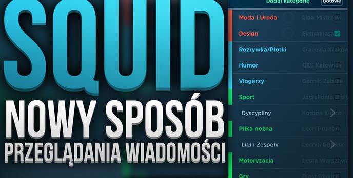 Squid – Nowy Sposób na Wiadomości