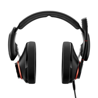 Słuchawki Sennheiser GSP 500 przeznaczone są dla wymagających graczy.