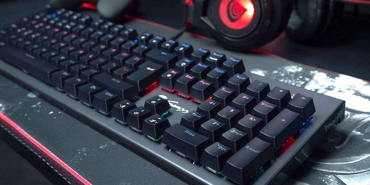 Genesis Thor 300 RGB to klawiatura do wielogodzinnego grania