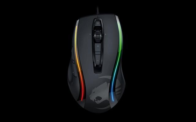 Roccat KONE PLUS - ceniona, gamingowa mysz