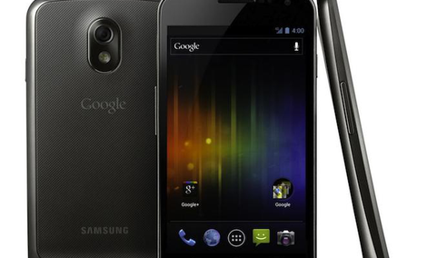 Samsung Galaxy Nexus [TEST]
