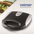 Zelmer Opiekacz do kanapek ZSM2001X/SM1400