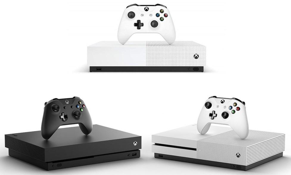 Microsoft kończy produkcję niektórych modeli Xbox One