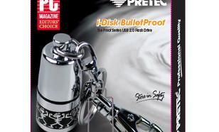 PRETEC i-Disk 8GB PenDr BulletProof USB 2.0