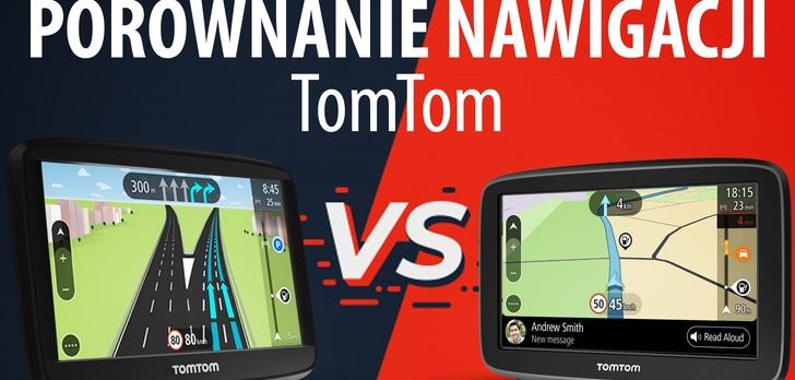 TomTom Start 52 i GO Basic - Dożywotnie mapy dla Ciebie
