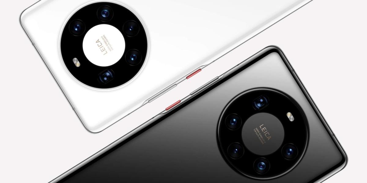 Huawei Mate 40 Pro Plus otrzyma aż 5 aparatów z tyłu
