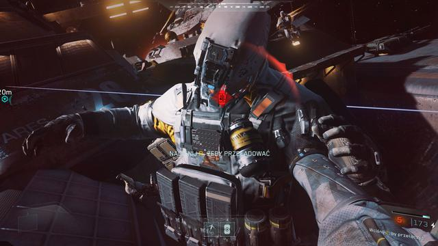 Call of Duty: Infinite Warfare - Kosmos