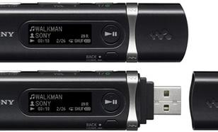 Sony NWD-B103